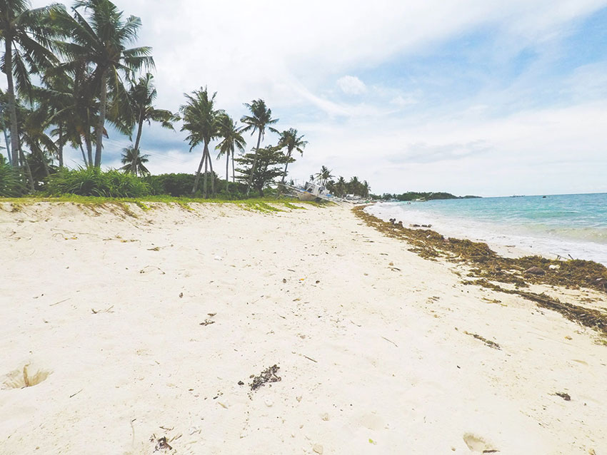 long-shoreline-langub